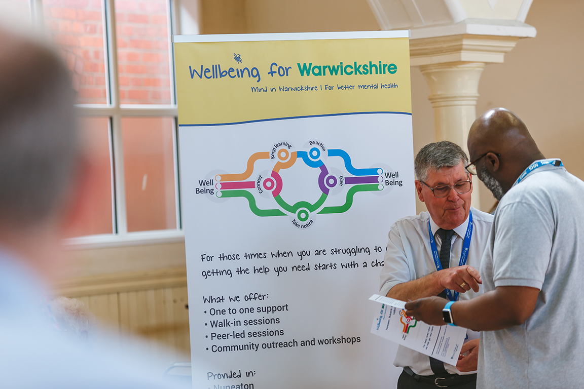 HH&I Links with Public Health Warwickshire
