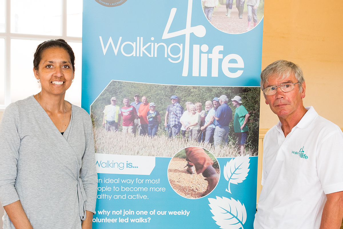 HH&I supports Walking for Life